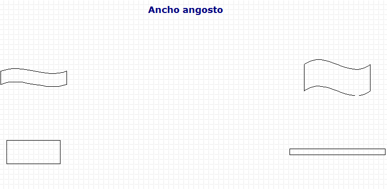 Ancho y angosto | Recurso educativo 43203 - Tiching