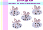 Easter fun | Recurso educativo 46980