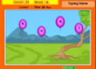 Balloon typing game | Recurso educativo 52979