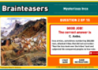 Brainteaser: Inca | Recurso educativo 55808