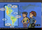 American continent mountain ranges | Recurso educativo 59114