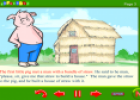Story: The three little pigs | Recurso educativo 29338