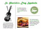 St Patrick's day | Recurso educativo 62554
