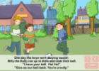 Story: Billy the Bully | Recurso educativo 62948
