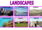 Landscapes and weather | Recurso educativo 67373