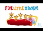 Five Little Monkeys! | Recurso educativo 120813