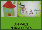 Animals domèstics, salvatges i de granja | Recurso educativo 496184