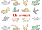 Els animals | Recurso educativo 496188