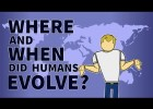 Where and When Did Humans Evolve? | The Advanced Apes | PBS Digital Studios | Recurso educativo 730462