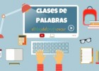 Clases de Palabras by ProfeOscar on Genially | Recurso educativo 765503