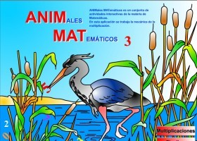 Animales matemáticos | Recurso educativo 770085
